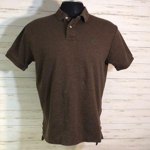 Polo Ralph Lauren Brown Shirt Size Medium
